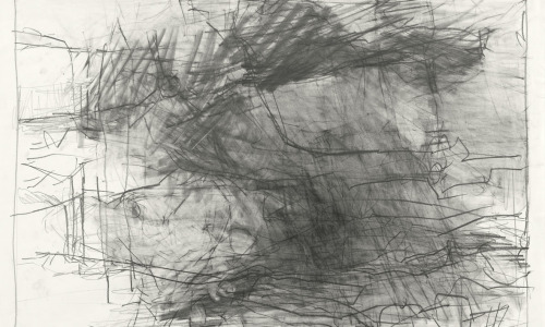 Untitled, 2012, Pencil on Paper, 100 x 70 cm, signed and dated lower right, INV 4003L2012